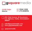 G Square Media Solutions – Website Design & development Company